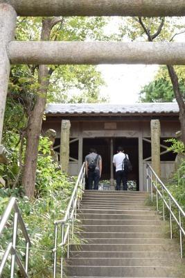 おのころ神社階段DSC_0389