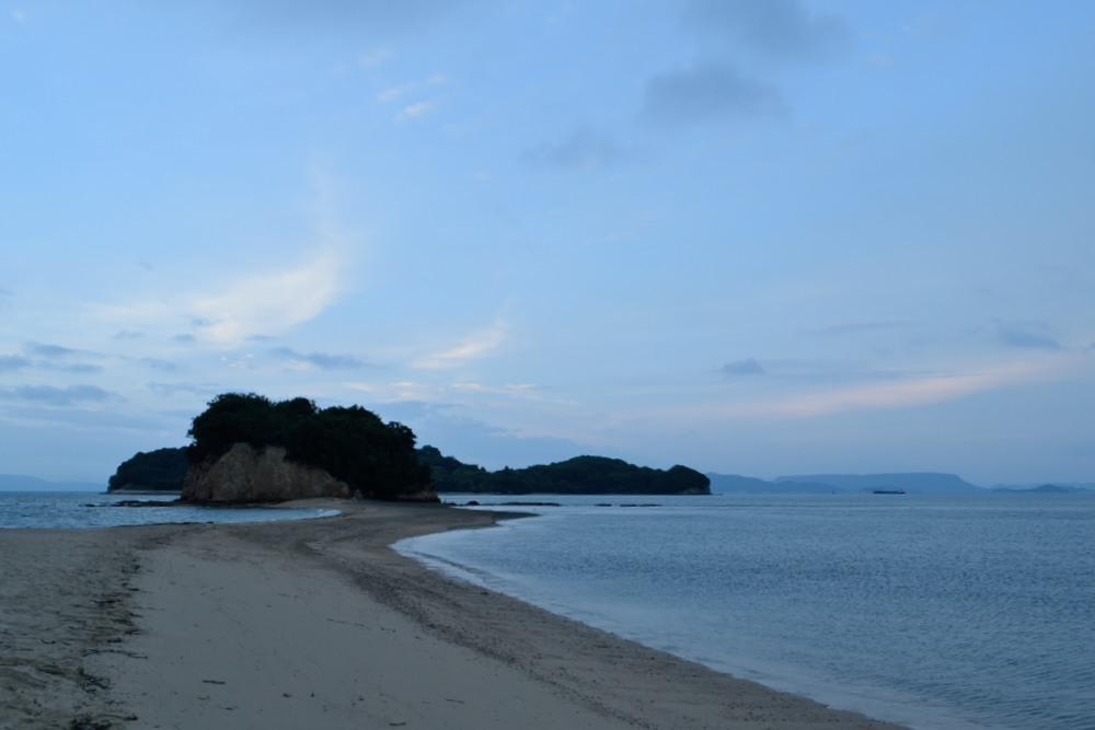 浜辺早朝DSC_0351