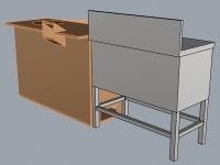 ポリhot収納テーブル11