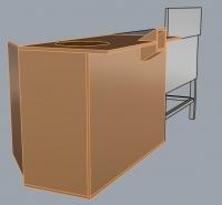 ポリhot収納テーブル12