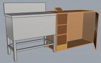 ポリhot収納テーブル14