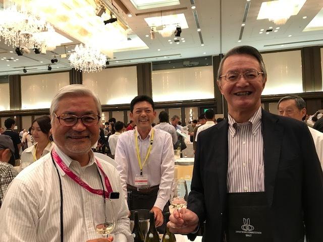 日本ワインコンクール 大御所