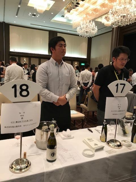 日本ワインコンクール 若者