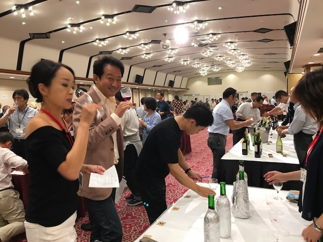 日本ワイン総会 ブラインドコンテスト
