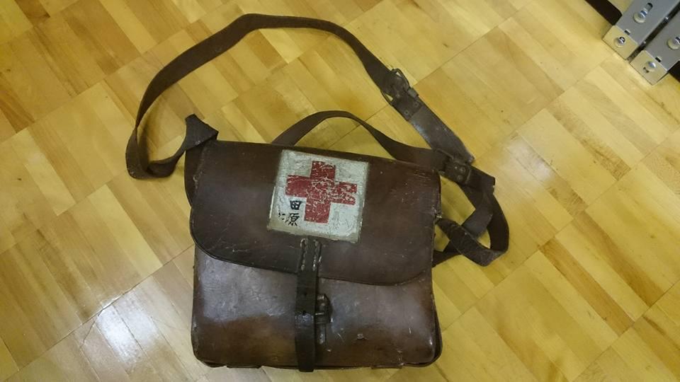戦時中のバッグ