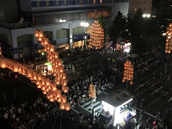 竿燈2017 061