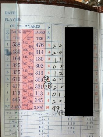 全町野球~お盆ゴルフ 216