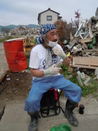 平成23年  7月7日  第2次気仙沼ボランティア 249