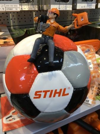 スチールサッカーボール 001