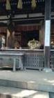 奥沢神社拝殿