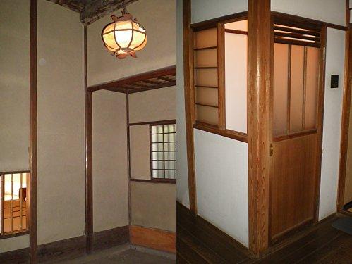 旧小坂家住宅・玄関
