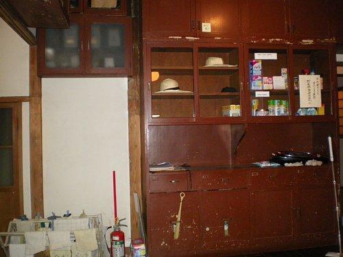 旧小坂家住宅・台所