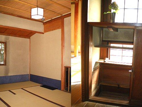 旧小坂家住宅・茶室
