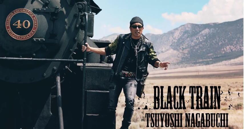 長渕剛BLACK TRAIN