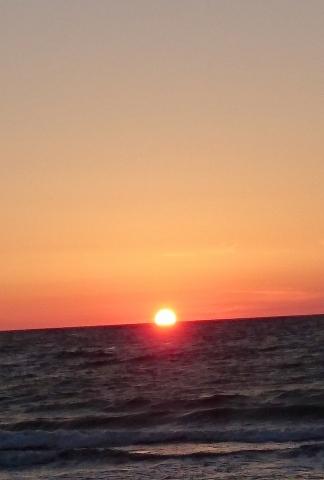 日本海の夕日20160800000004