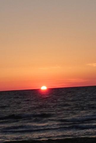 日本海の夕日20160800000005