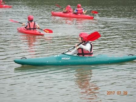 カヌー体験2