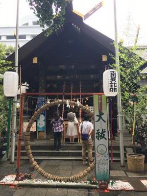 2017.7.1波除神社2