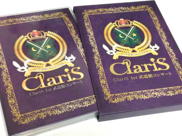 ClariS 武道館