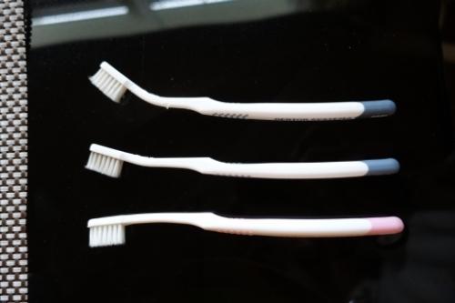 歯ブラシ 活用方
