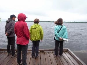 野鳥の楽園 ウトナイ湖