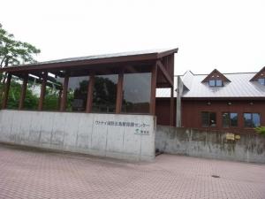 ウトナイ湖・鳥獣保護センター