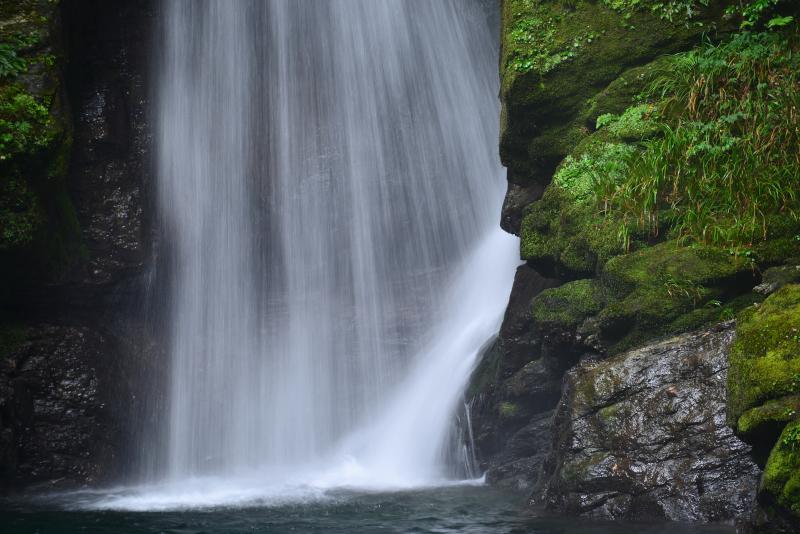 「にこ淵滝」