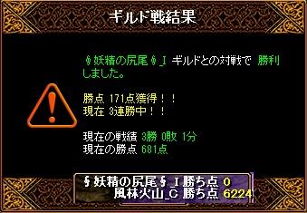 11月30日結果、集まり(剣士2WIZ3天使4シフ2アチャ2リトル1悪魔1霊2)