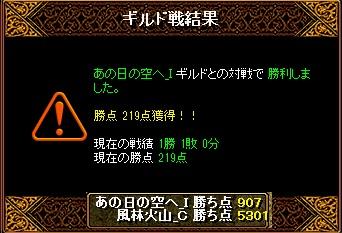 4月25日結果&集まり(剣士1WIZ2天使3シフ2武道1リトル1悪魔1霊2)