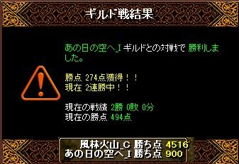 7月18日結果&集まり(剣士2WIZ3天使3シフ1武道1アチャ1悪魔1霊1)