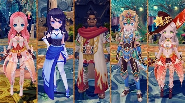 基本無料の人気のクロスジョブファンタジーMMORPG『星界神話』 新たなデイリークエストに異界ダンジョンを実装…!! 無料PC(パソコン)オンラインゲーム情報ラボ