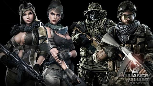 基本プレイ無料のNO.1FPSオンラインゲーム『Alliance of valiant Arms(AVA)』 新モード「CONTROL」のPVを公開したよ~!! 新作オンラインゲーム情報EX