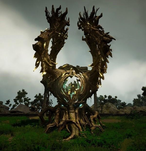基本プレイ無料のノンターゲティングアクションRPG『黒い砂漠』 ギルド専用ボス「ミルの木監視者・破壊者オピン」を実装したよ~!! 新作オンラインゲーム情報EX