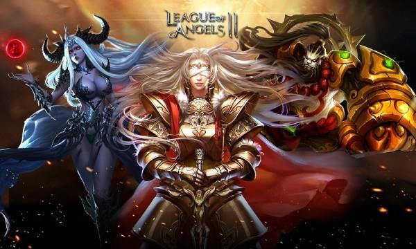 基本プレイ無料のブラウザファンタジーMMORPG『リーグオブエンジェルズ2』 新サーバー「ワールド8」をオープンしたよ~!! 新作オンラインゲーム情報EX
