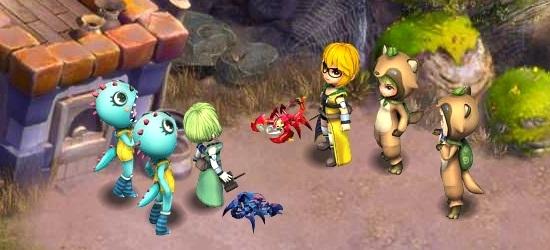 基本プレイ無料のペットと旅するブラウザRPG『ソラノヴァ』 メカ好きにはたまらない新アバターの登場したぞ~!! 新作オンラインゲームランキングDX