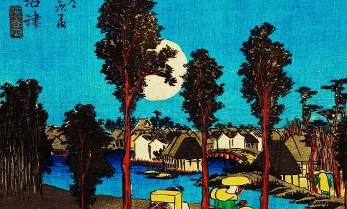 Utagawa Hiroshige 9 (3)500