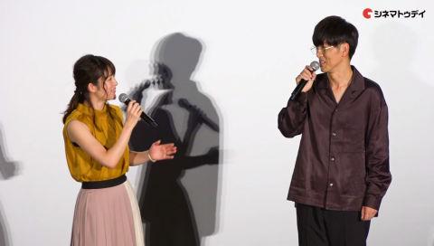 声優・小松未可子、吹替えで「あげぽよ〜」とアドリブ  映画『西遊記2~妖怪の逆襲~』公開記念舞台あいさつ1