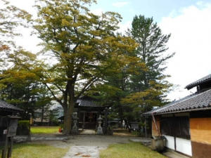 三居稲荷神社