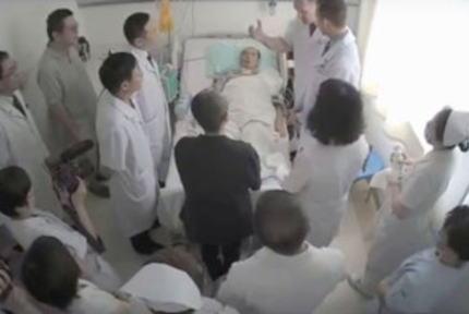 劉暁波 ノーベル平和賞 中国 肝臓癌 友愛 民主化運動 天安門事件