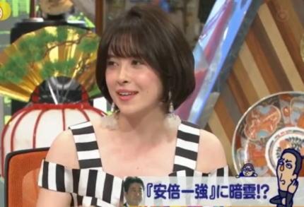 宮澤エマ 宮沢喜一 ワイドショー 横並び 加計学園 マスゴミ 印象操作