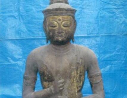 今養寺 木造大日如来坐像 韓国籍 仏像 窃盗 国指定重要文化財