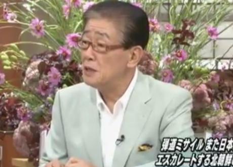 関口宏 TBS サンデーモーニング 北朝鮮 金正恩 パヨク 老人慰問会