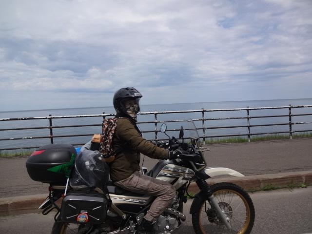 オホーツク沿い