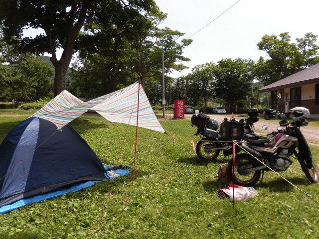 国設テント