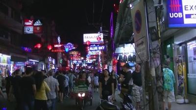 「Pattaya ひとり旅」gogo bar 警告 ! 【 ウォーキング ストリート 】4 (1)
