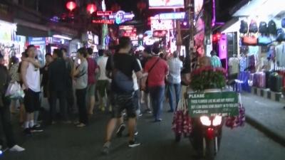 「Pattaya ひとり旅」gogo bar 警告 ! 【 ウォーキング ストリート 】4 (4)