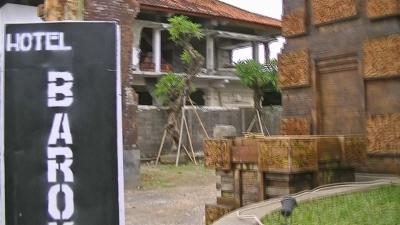 「バリ島ひとり旅 ①」置屋ホテル「バロカ」少女 出会い【Bali Island Alone Journey】1-5 (2)