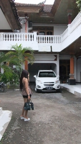 「 バリ島ひとり旅 」part3 置屋「10X」「05X」「505」 【Bali Island Alone Journey】6 (8)