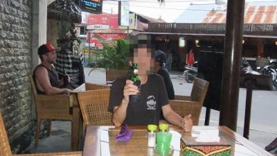「 バリ島ひとり旅 」part3 置屋「10X」「05X」「505」 【Bali Island Alone Journey】11 (1)