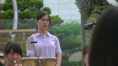 YouTube年齢制限こちらで削除した【浜松北高等学校】 巨乳 女子高生 「吹奏楽 演歌メドレー」 不謹慎ですが 大きそうです  (4)